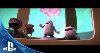 LittleBigPlanet 3 – Toggle Trailer | PS4