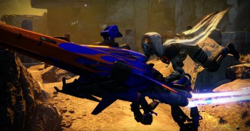 Official Destiny EV-30 Tumbler Sparrow Trailer