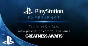 PlayStation Experience – December 6-7 in Las Vegas