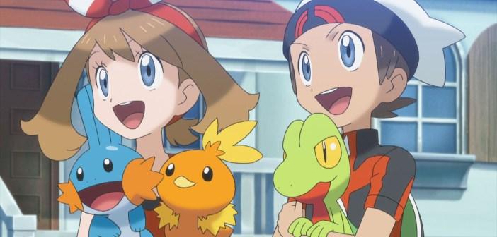Pokémon Alpha Sapphire / Omega Ruby Anime Shory