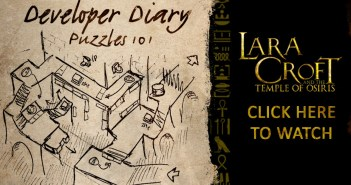 [UK] Lara Croft and the Temple of Osiris: Puzzles 101