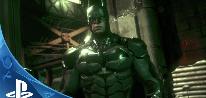 Batman Arkham Knight: Ace Chemicals Infiltration Pt. 3 – PlayStation Exclusive Nightmare Pack | PS4