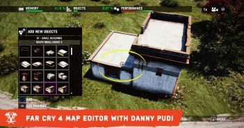 Far Cry 4 Map Editor With Danny Pudi