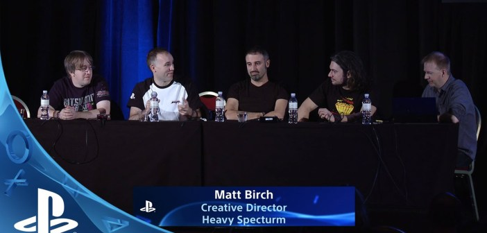 PlayStation Experience | GENERATION 8 – A New Golden Age! Panel
