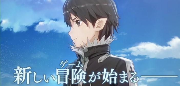 Sword Art Online: Lost Song 2nd Trailer