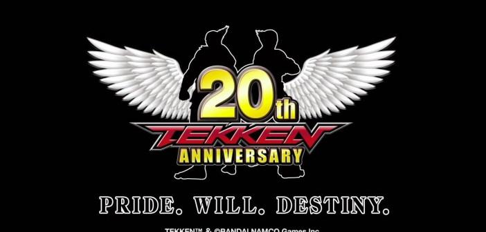 Tekken 7: 20th Anniversary Trailer