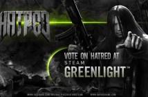 Η Valve αφαιρεί το Hatred από το Steam Greenlight