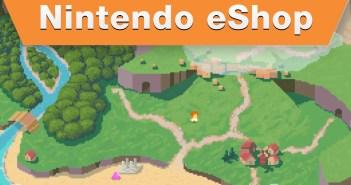 Nintendo eShop – Elliot Quest