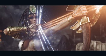 SMITE 'Battleground of the Gods' Cinematic Trailer