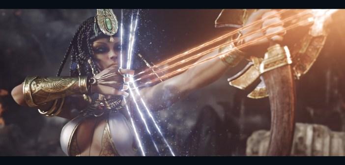 SMITE 'Battleground of the Gods' Cinematic Trailer