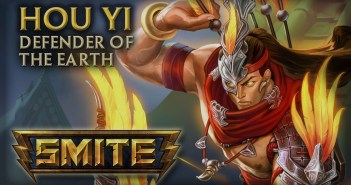 SMITE – God Reveal – Hou Yi, Defender of the Earth
