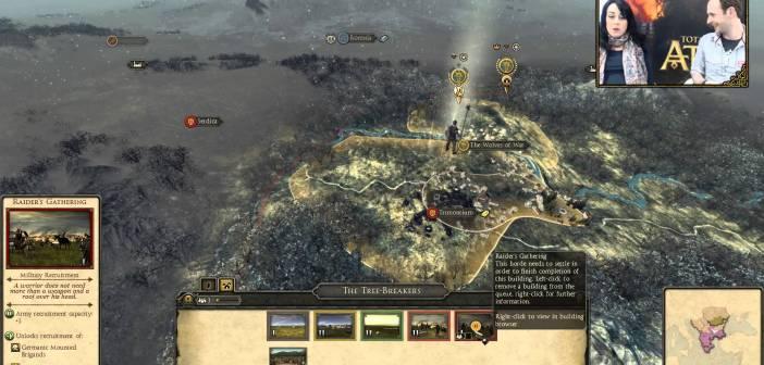Total War: ATTILA – Let's Play Hordes and Migration ESRB