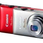 The Canon PowerShot ELPH 300 HS