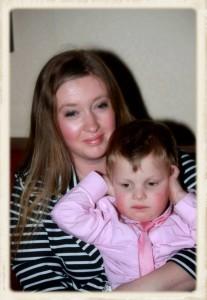 Sarah Alderson and Eliiot 207x300 Sarah Alderson Founder of Autism Storms and Rainbows