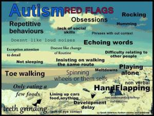 autism poster 2 300x226 Sarah Alderson Founder of Autism Storms and Rainbows