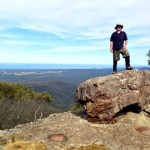Peter Hosking is Trekking 4 Autism Along the Australian Alps Walking Track