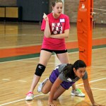 Virginia high school volleyball team raise money for Autism Speaks
