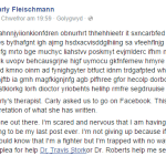 Carly Fleischmann's heart wrenching call for help