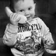 boy talking