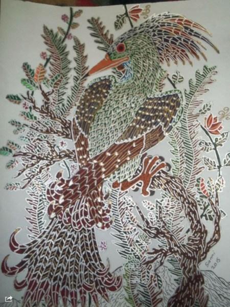 Sanni Rosenburg bird2