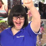 Girl With Special Needs Starts A Thriving Business Based on an Inability to Read with Video