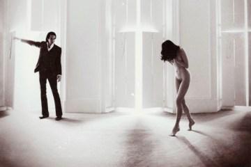 Pochette de l'album Push the Sky Away de Nick Cave and the Bad Seeds
