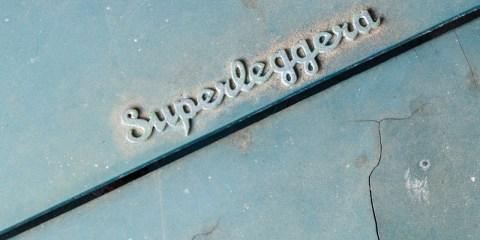 aston superleggera