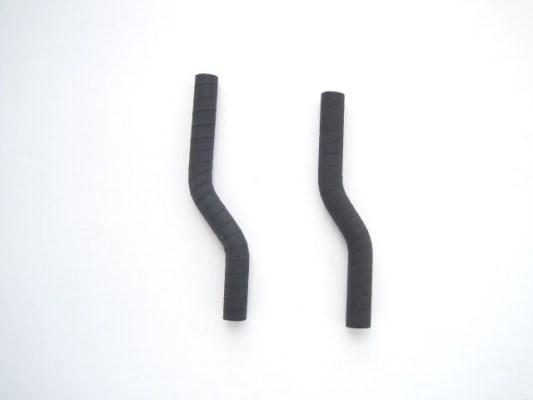 Kit durites silicone: MG B >74 - Kit Chauffage