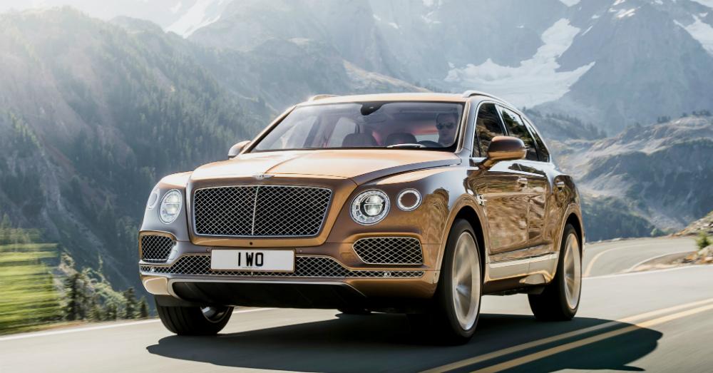 05.12.17 - Bentley Bentayga