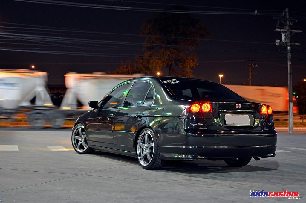 Rodas Para Honda Civic 2005 Honda Civic 2005 lx no Comando