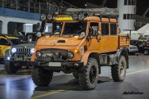 Fotos Noite Jeeps e Veículos Militares 2016