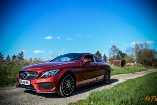 Essai Mercedes Classe C 300 Coupé Sportline – L'intelligence esthétique