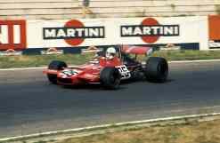 O De Tomaso 505 em 1970 (passionea300allora.it)
