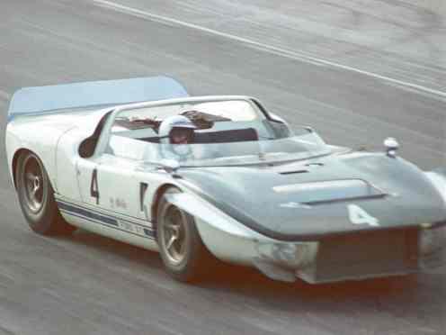 Ford GT40 X1 em 1965 [supercars.net]