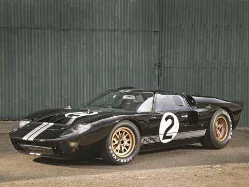Ford GT40 vencedor de 1966