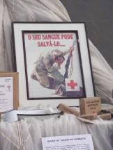 Cartaz de incentivo à doação de sangue