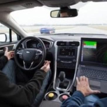Ford: Nel 2020 l'auto senza pilota!