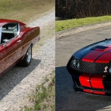Dopo quarant'anni torna la Ford Torino