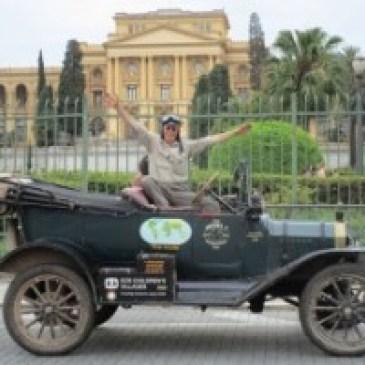 Il giro del mondo con una Ford T del 1915