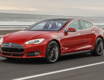 Tesla's Model S Ready for Electric GT World Series