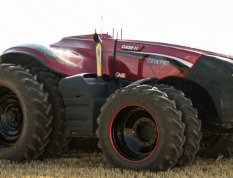 Forget Autonomous Cars, This Badass Tractor will Do the Farming for You