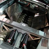 Cadillac Cien engine