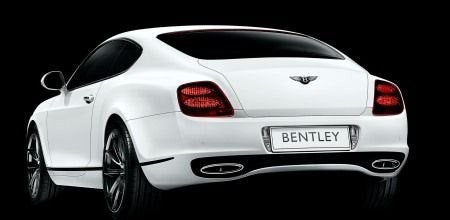 Bentley Continental Supersports
