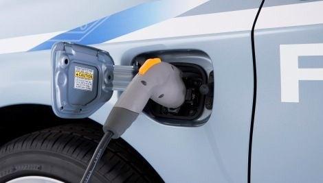 2010 Toyota Prius Plugin charger