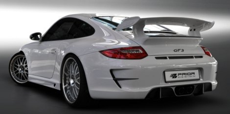 Prior Design - Porsche 911 PD3 rear