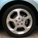 2011 Nissan Leaf wheel