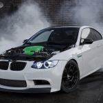 IND Green Hell 600HP BMW M3 Coupe