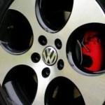 2010 VW GTI wheels