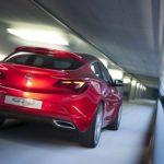 Opel GTC Paris Concept rear
