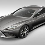 The New Lotus Family Part 4: Revved up Four-Door Eterne